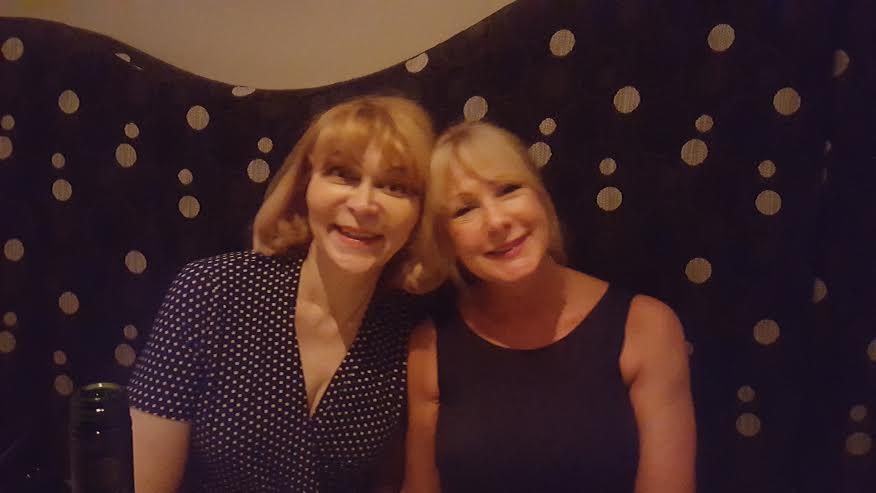 Marie-Hélène et Roxy 1